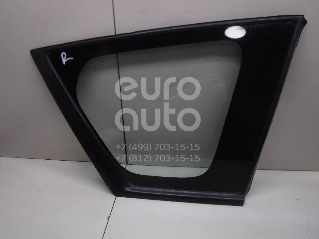 Стекло кузовное глухое правое для Mitsubishi Outlander XL (CW) 2006-2012 - Фото №1