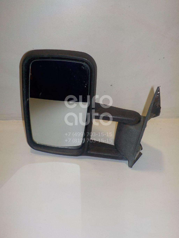Зеркало левое механическое для Mercedes Benz Sprinter (901) 1995-2006 - Фото №1