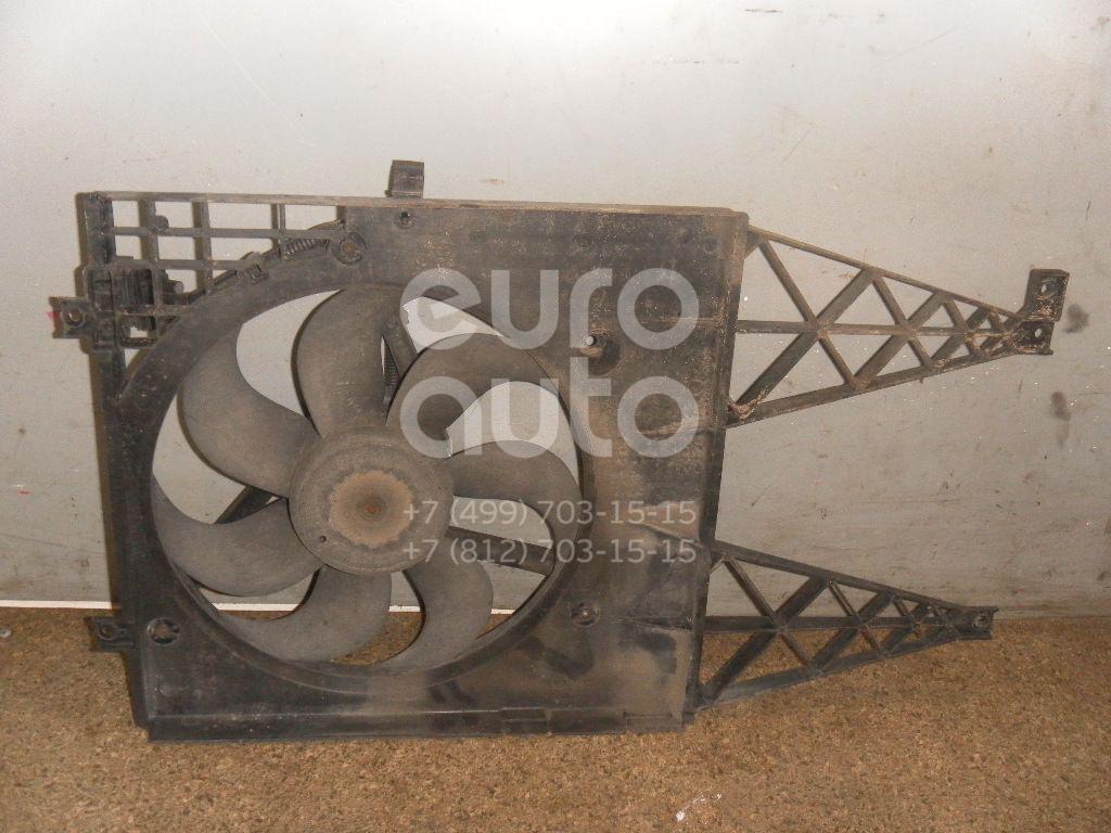 Вентилятор радиатора для VW Golf IV/Bora 1997-2005 - Фото №1