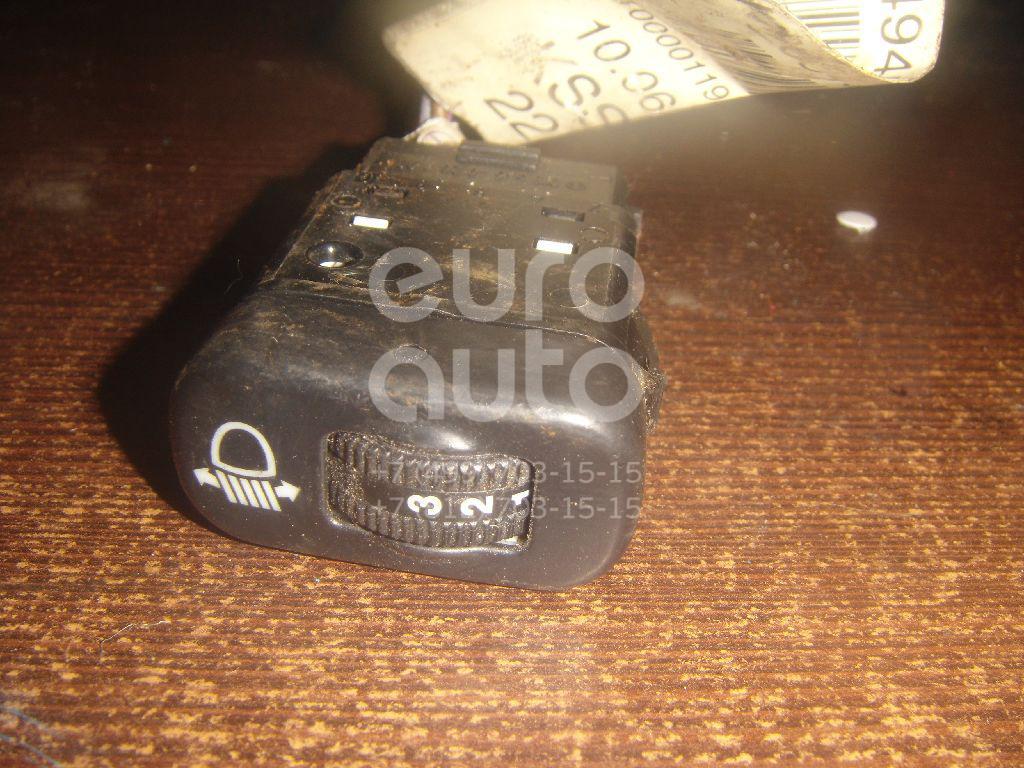 Кнопка корректора фар для Mercedes Benz Sprinter (901-905)/Sprinter Classic (909) 1995-2006 - Фото №1