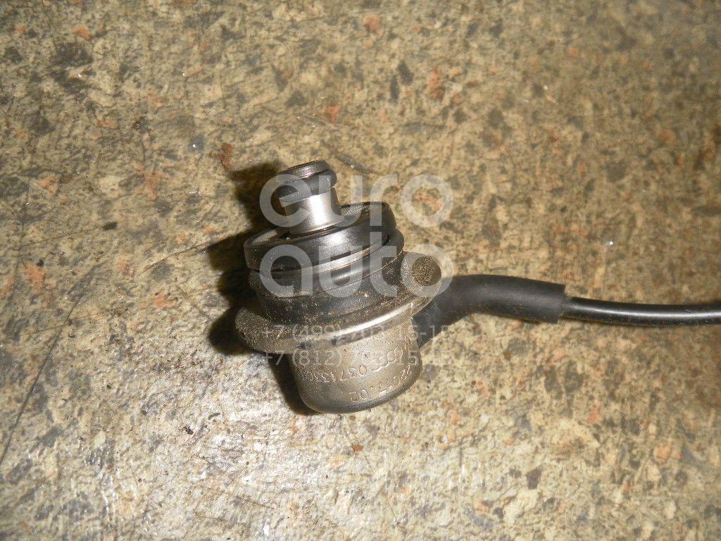Регулятор давления топлива для VW,Audi,Seat,Skoda Golf IV/Bora 1997-2005;100 [C4] 1991-1994;A3 (8L1) 1996-2003;Cordoba 1993-1996;Ibiza II 1993-1996;Toledo I 1991-1999;Toledo II 1999-2006;Octavia 1997-2000;Corrado 1988-1995;Golf II/Jetta II 1983-1992 - Фото №1