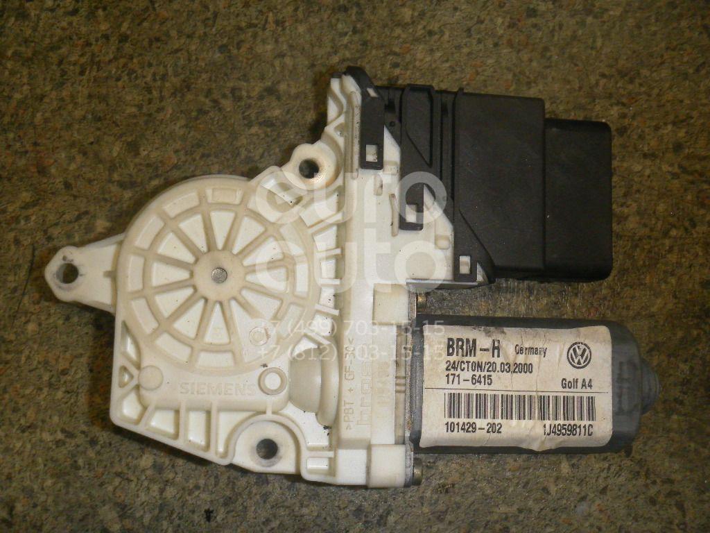 Моторчик стеклоподъемника для VW,Seat Golf IV/Bora 1997-2005;Toledo II 1999-2006 - Фото №1