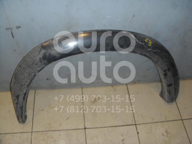 Накладка заднего крыла левого для Mazda B-серия (UN) 1999-2006 - Фото №1