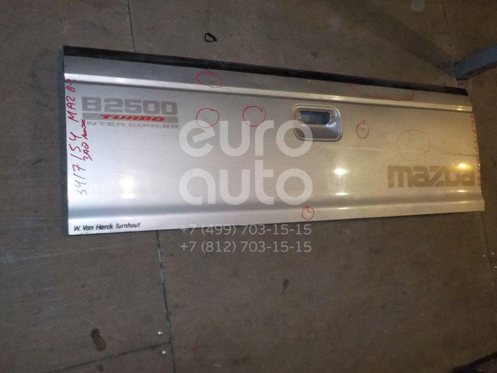 Дверь багажника нижняя для Mazda B-серия (UN) 1999-2006 - Фото №1