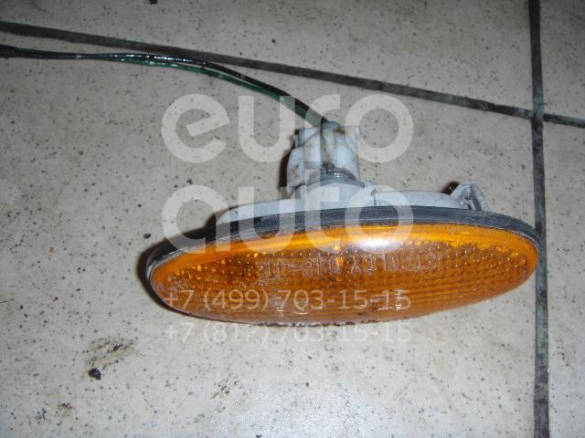 Повторитель на крыло желтый для Mazda B-серия (UN) 1999-2006 - Фото №1
