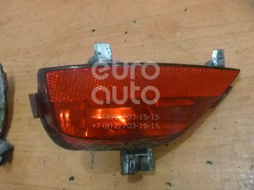 Фонарь задний в бампер левый для Renault Laguna III 2009> - Фото №1