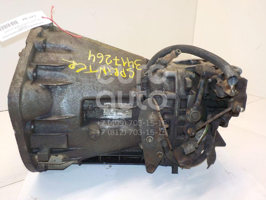 МКПП (механическая коробка переключения передач) для Mercedes Benz Sprinter (901) 1995-2006 - Фото №1