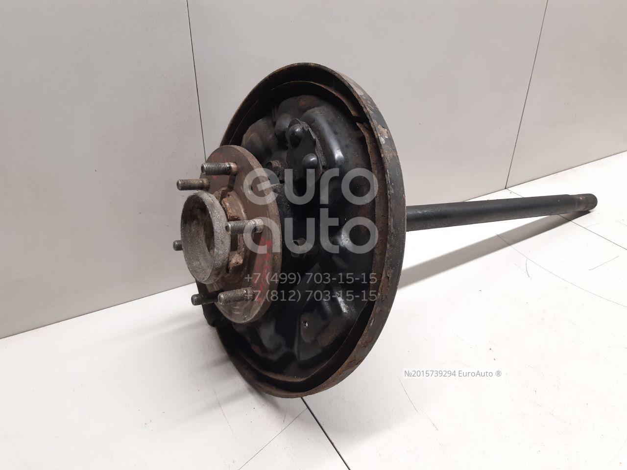 Полуось задняя правая для Mazda B-серия (UN) 1999-2006 - Фото №1