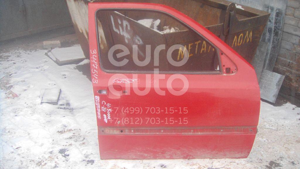 Дверь передняя правая для VW Golf III/Vento 1991-1997 - Фото №1