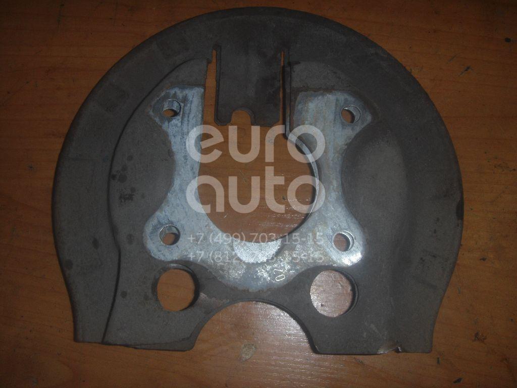 Пыльник тормозного диска для Peugeot,Citroen 307 2001-2007;C4 2005-2011;308 I 2007-2015 - Фото №1