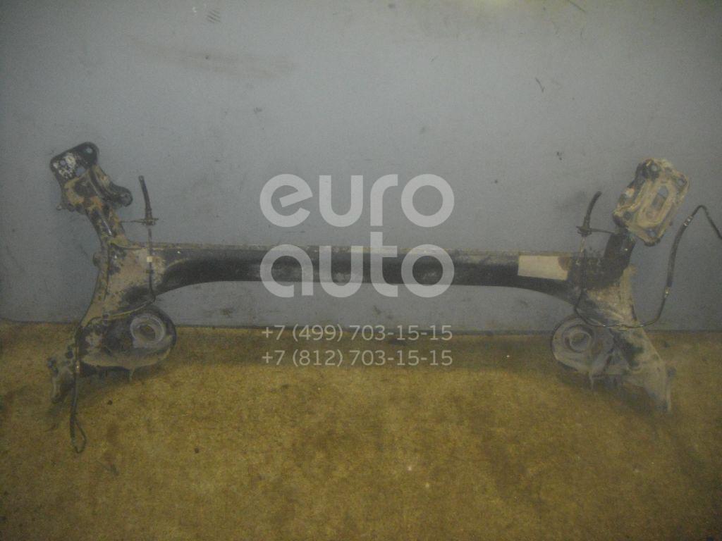 Балка задняя для Peugeot 307 2001-2007 - Фото №1
