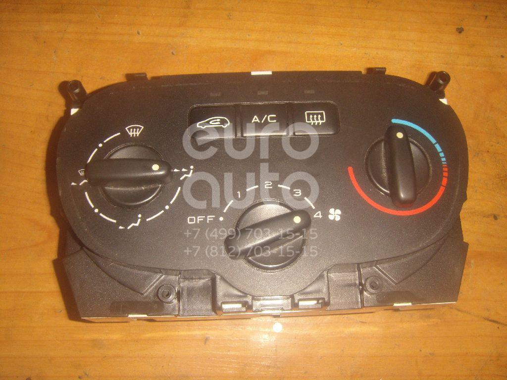 Блок управления отопителем для Peugeot 307 2001-2007 - Фото №1