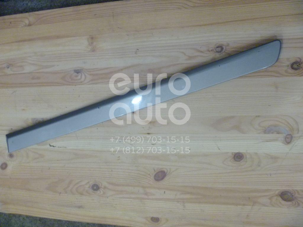 Молдинг задней левой двери для Volvo XC70 Cross Country 2000-2006;V70 2001-2006 - Фото №1