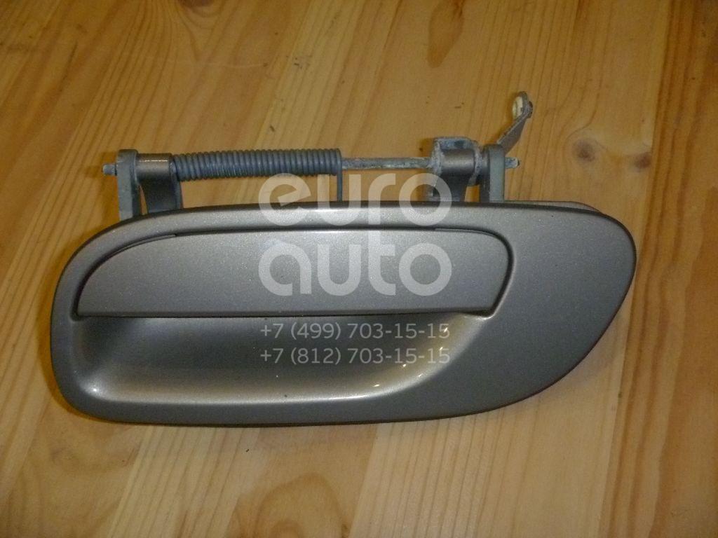 Ручка двери задней наружная левая для Volvo XC70 Cross Country 2000-2006 - Фото №1