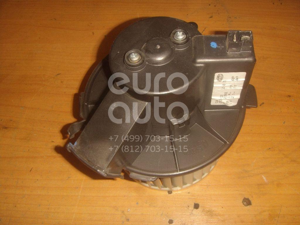 Моторчик отопителя для Peugeot 307 2001-2007 - Фото №1
