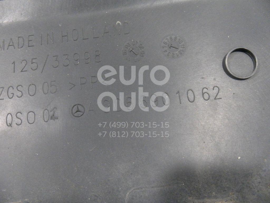 Накладка заднего крыла правого для Mercedes Benz,VW Sprinter (906) 2006>;Crafter 2006> - Фото №1