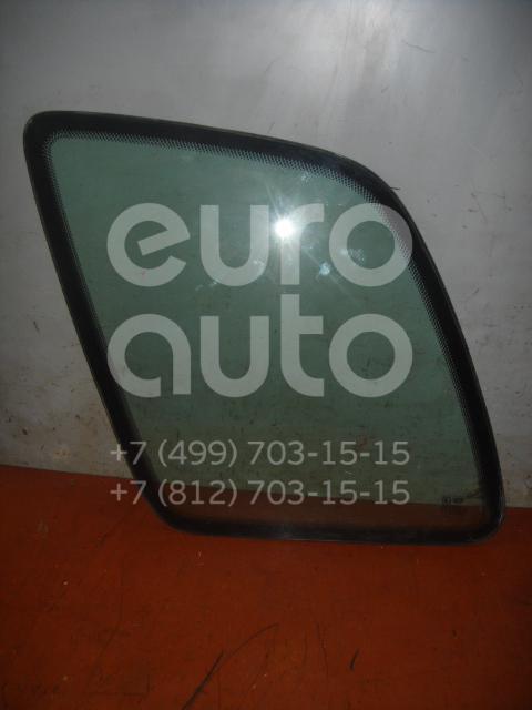 Стекло кузовное глухое левое для Kia Sportage 1993-2006 - Фото №1