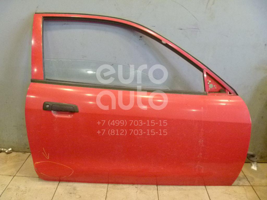 Дверь передняя правая для Mitsubishi Colt (CJ) 1996-2004 - Фото №1