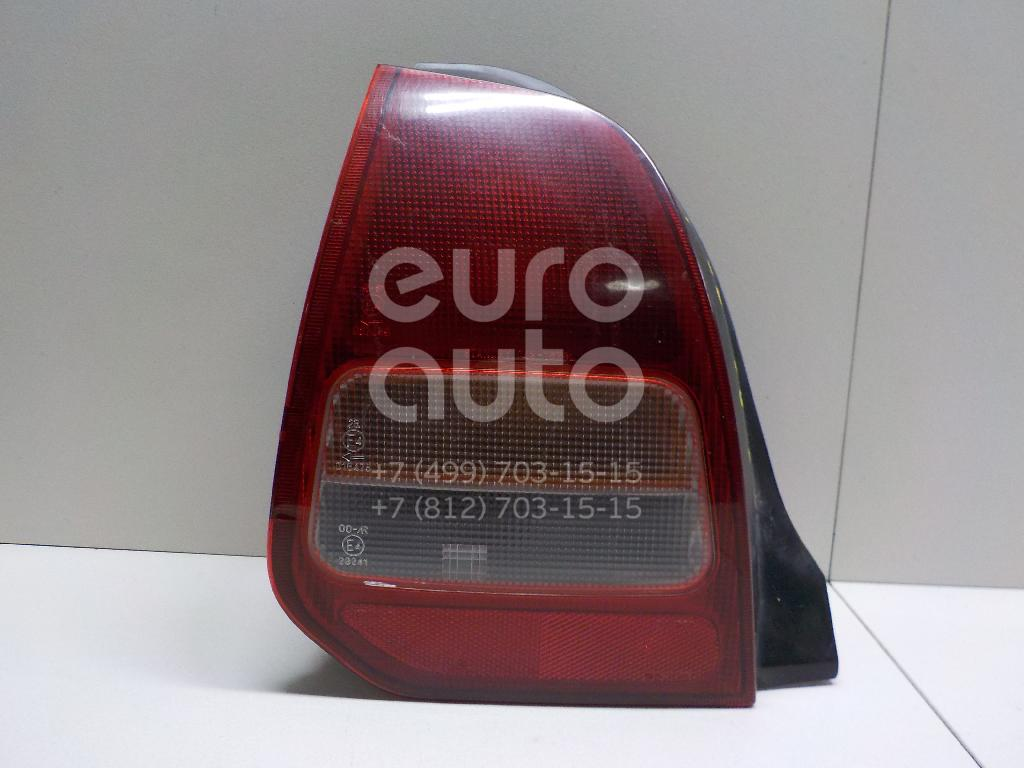 Фонарь задний левый для Mitsubishi Colt (CJ) 1996-2004 - Фото №1
