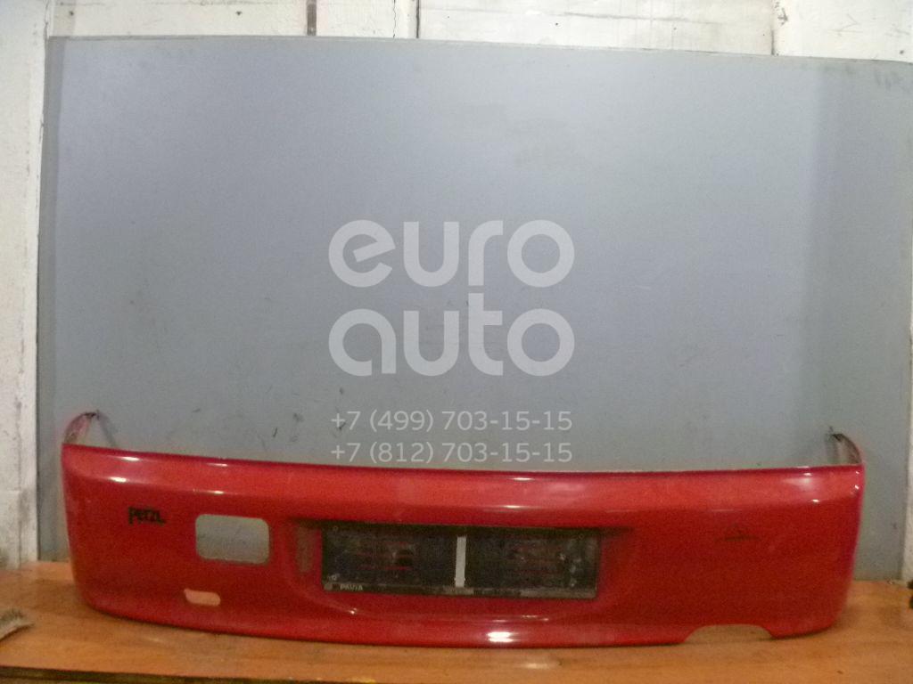 Бампер задний для Mitsubishi Colt (CJ) 1996-2004 - Фото №1