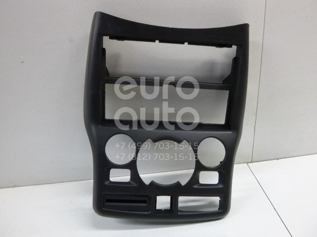 Купить Накладка декоративная Citroen C3 Picasso 2008-2017; (823118)