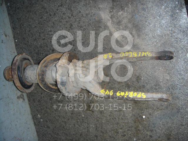 Амортизатор передний для Kia Sportage 1994-2004 - Фото №1