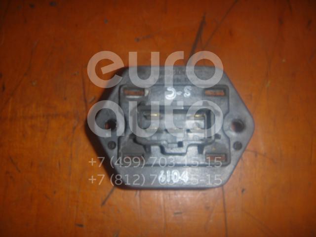 Резистор отопителя для Kia Sportage 1994-2004 - Фото №1