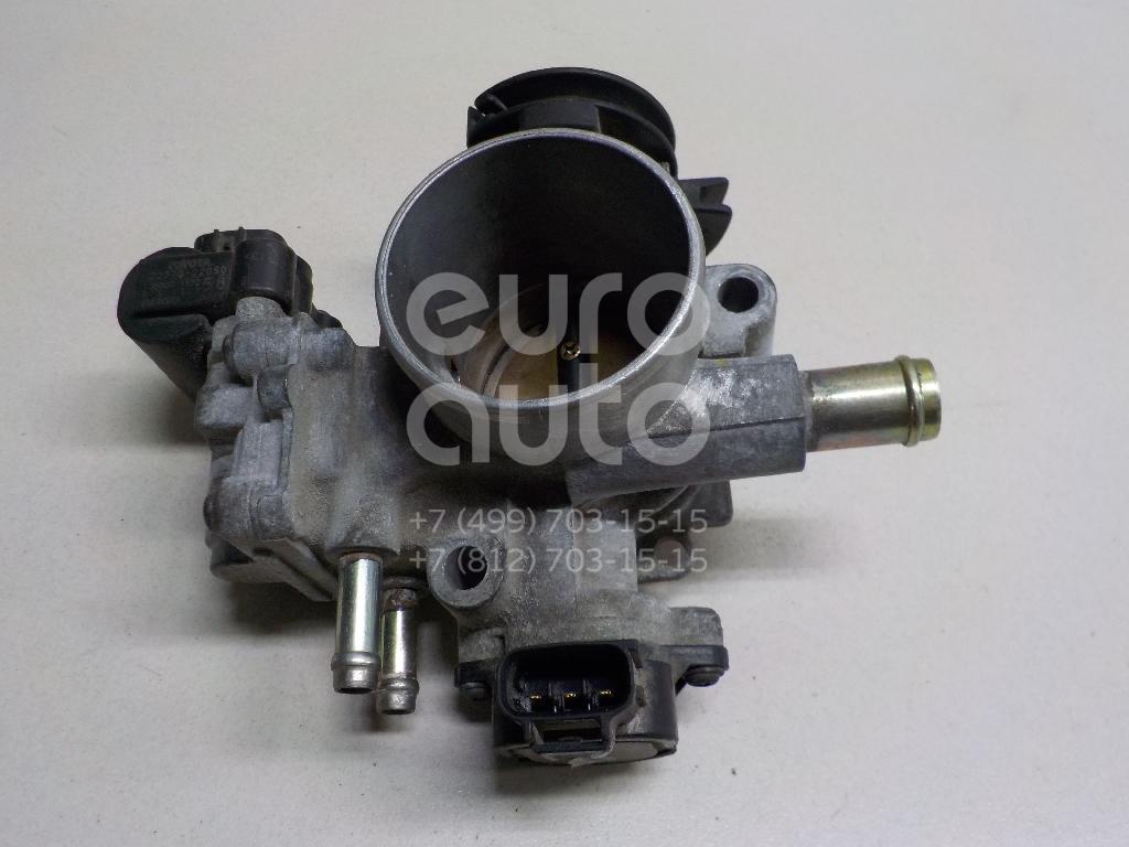 Заслонка дроссельная механическая для Toyota Corolla E12 2001-2006;Avensis II 2003-2008;Auris (E15) 2006-2012;Corolla E15 2006-2013 - Фото №1
