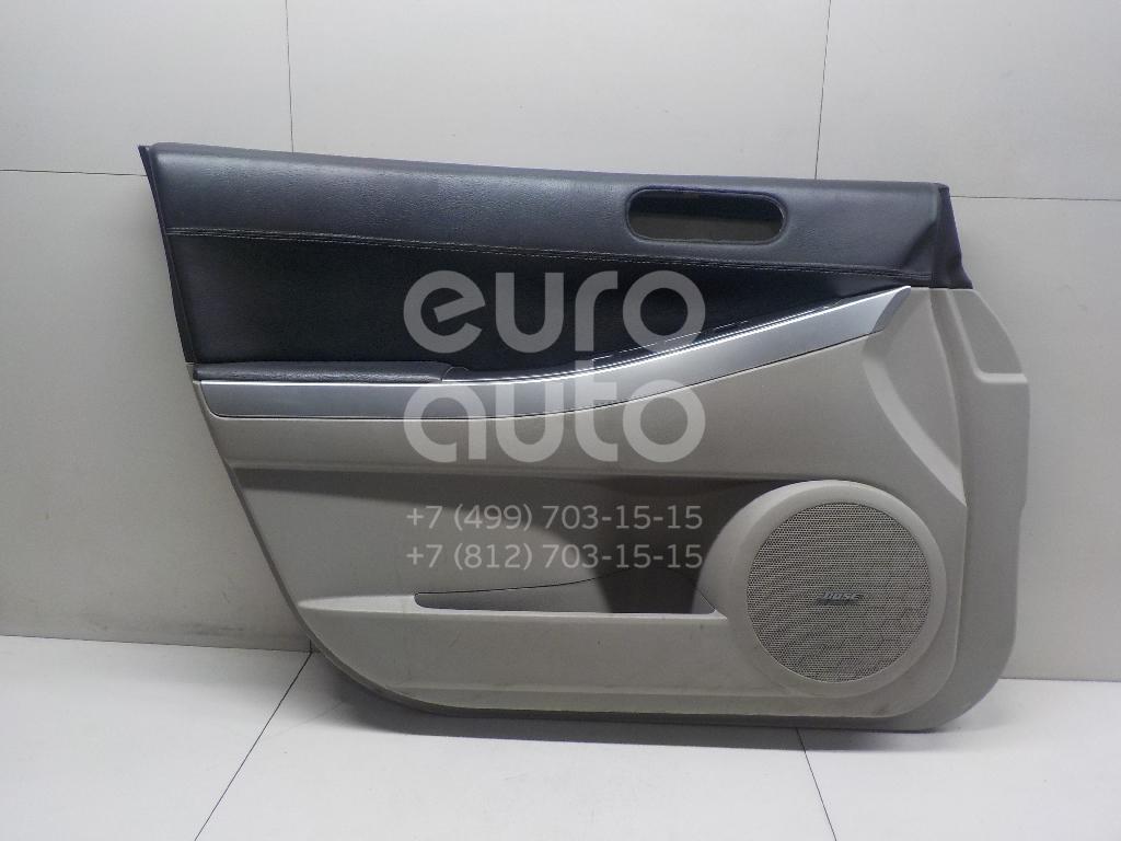 Купить Обшивка двери передней левой Mazda CX 7 2007-2012; (EH1568460B34)