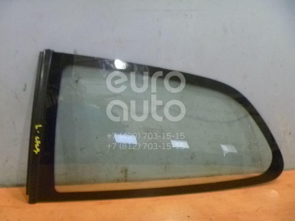 Стекло кузовное глухое левое для Mitsubishi Colt (CJ) 1996-2004 - Фото №1