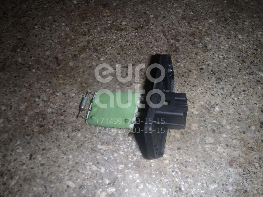 Резистор отопителя для Toyota Corolla E12 2001-2006;Avensis II 2003-2008;CorollaVerso 2004-2009 - Фото №1