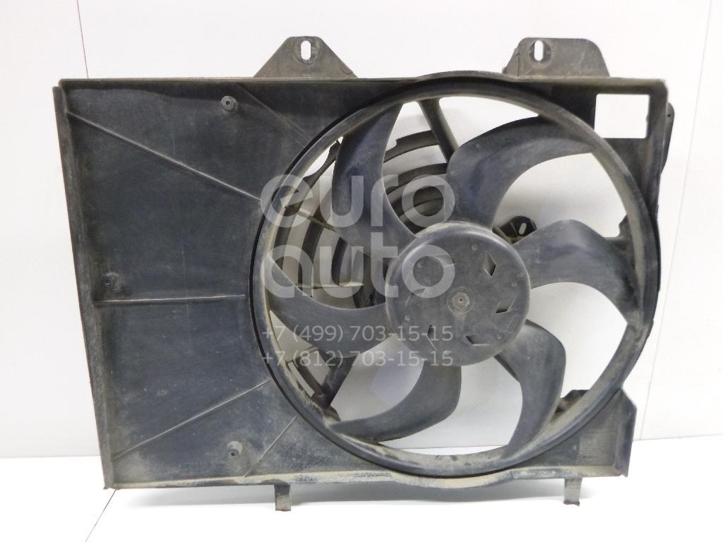 Купить Вентилятор радиатора Citroen C3 Picasso 2008-2017; (1253Q0)