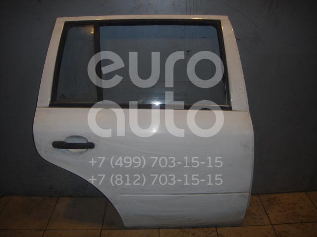 Дверь задняя правая для Skoda Octavia (A4 1U-) 2000-2011 - Фото №1