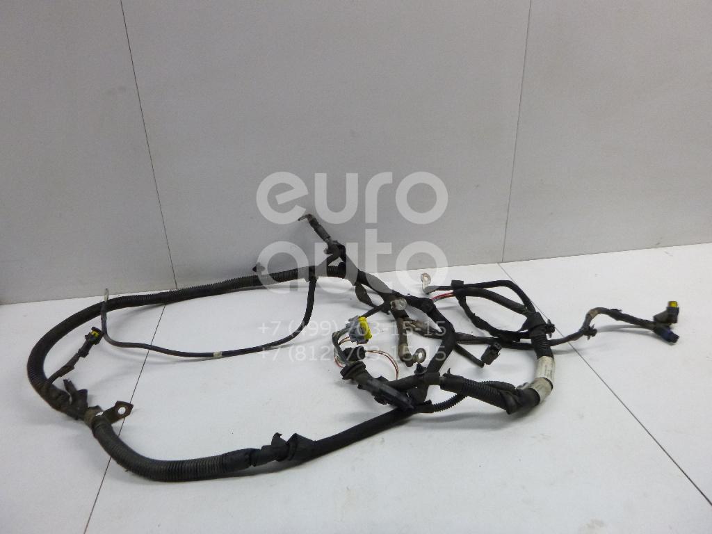 Купить Проводка (коса) Citroen C3 Picasso 2008-2017; (6436E9)