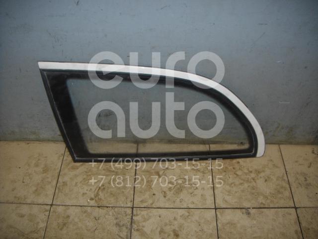 Стекло кузовное глухое левое для Skoda Octavia (A4 1U-) 2000-2011;Octavia 1997-2000 - Фото №1