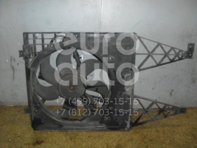 Вентилятор радиатора для Skoda Octavia (A4 1U-) 2000-2011 - Фото №1