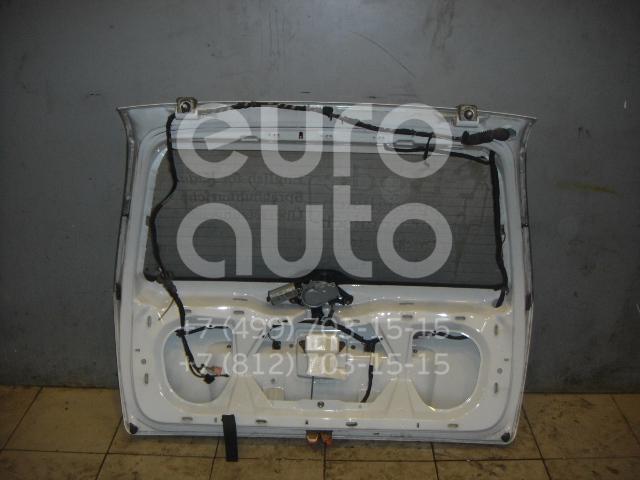 Дверь багажника со стеклом для Skoda Octavia (A4 1U-) 2000-2011 - Фото №1