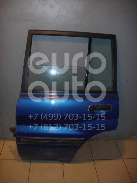 Дверь задняя левая для Mitsubishi Pajero Pinin (H6,H7) 1999-2005 - Фото №1