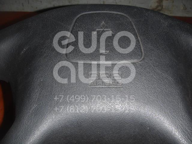 Рулевое колесо с AIR BAG для Mitsubishi Pajero Pinin (H6,H7) 1999-2005 - Фото №1