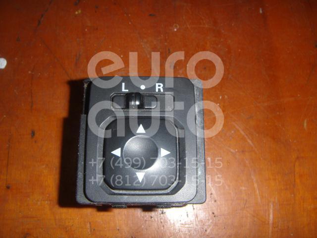 Переключатель регулировки зеркала для Mitsubishi Pajero Pinin (H6,H7) 1999-2005;Galant (DJ,DM) 2003-2012;Outlander (CU) 2003-2009;Lancer (CS/Classic) 2003-2006 - Фото №1