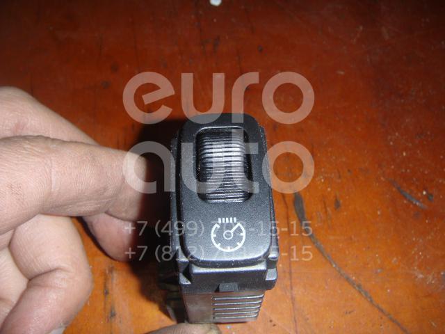 Кнопка освещения панели приборов для Mitsubishi Pajero Pinin (H6,H7) 1999-2005;Space Wagon (N8,N9) 1998-2004;Pajero/Montero III (V6, V7) 2000-2006;Outlander (CU) 2001-2008;Space Runner (N6) 1999-2002;Lancer (CS/Classic) 2003-2008 - Фото №1