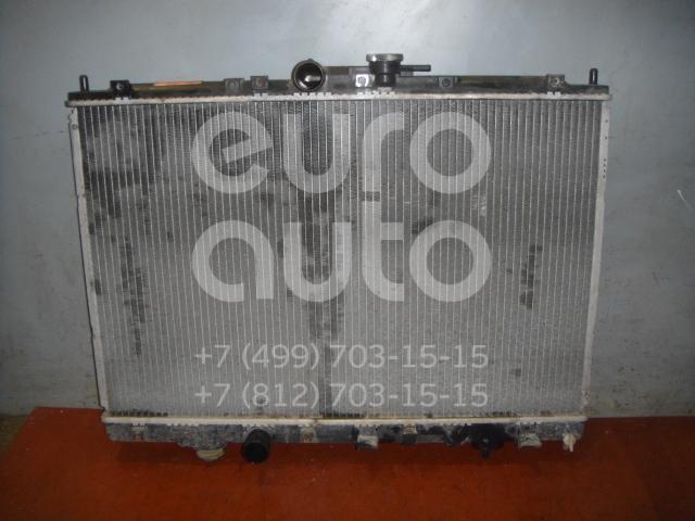 Радиатор основной для Mitsubishi Pajero Pinin (H6,H7) 1999-2005 - Фото №1