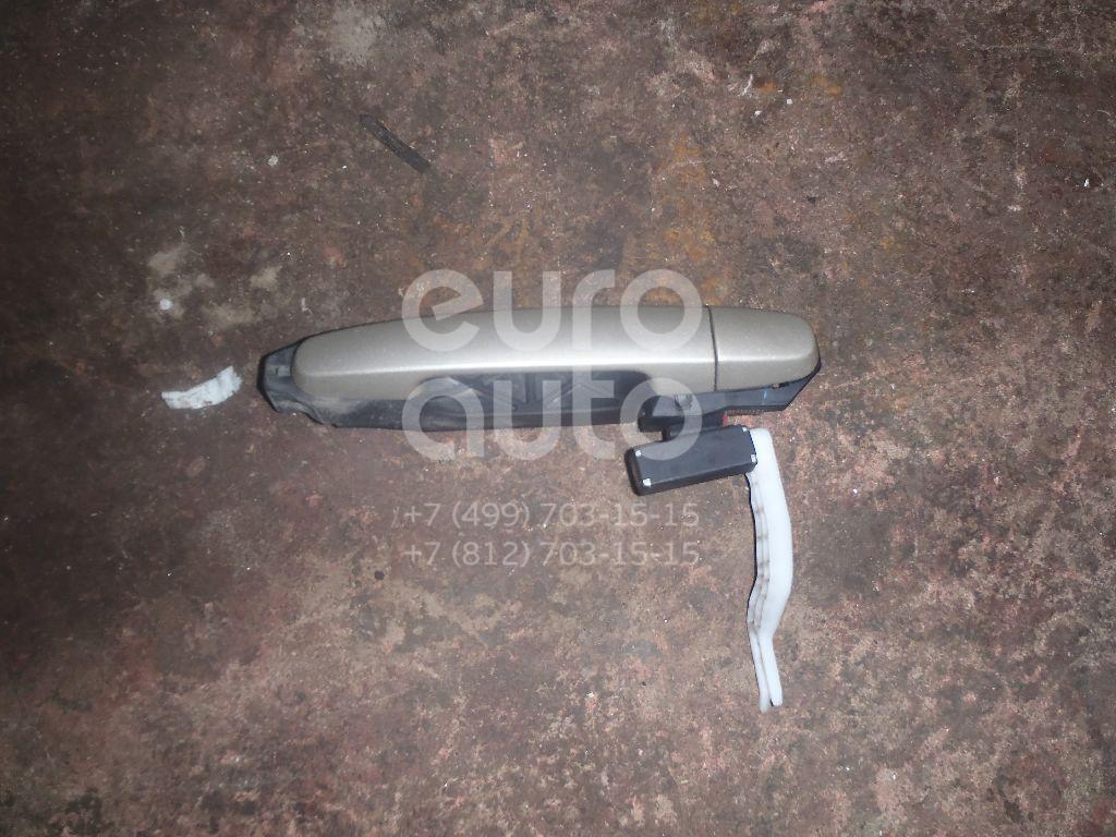 Ручка двери задней наружная правая для Toyota RAV 4 2006-2013 - Фото №1