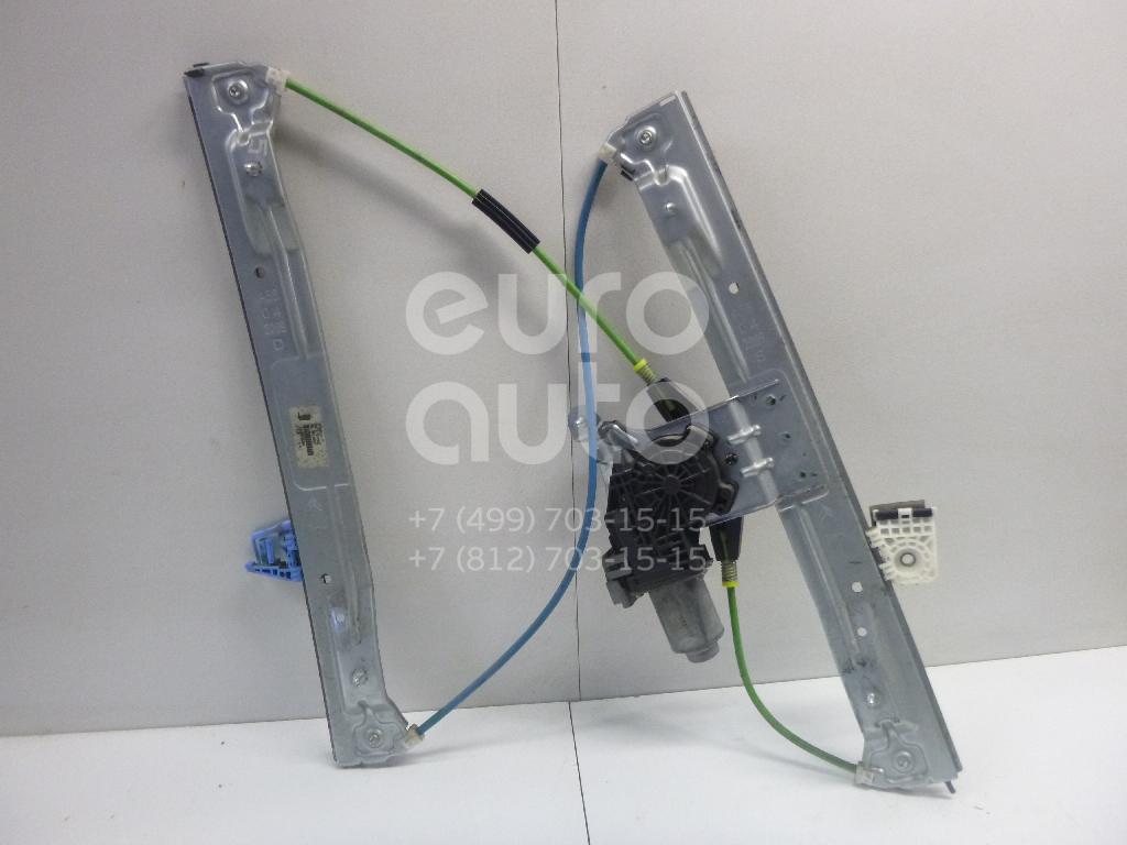 Купить Стеклоподъемник электр. передний левый Citroen C3 Picasso 2008-2017; (9221FC)