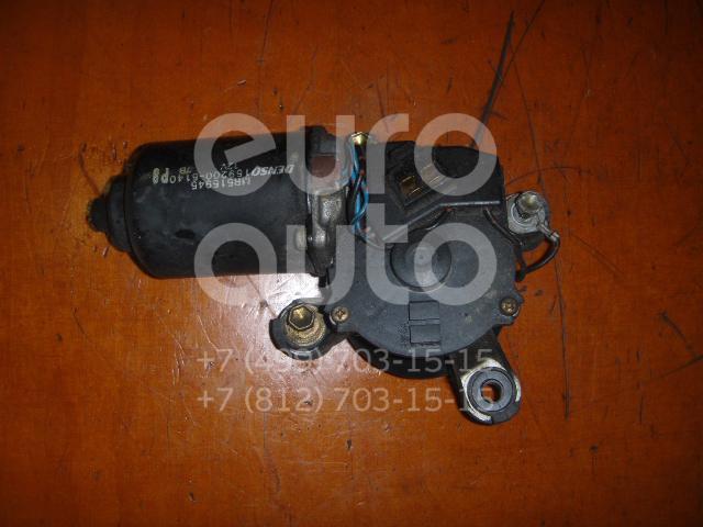 Моторчик стеклоочистителя передний для Mitsubishi Pajero Pinin (H6,H7) 1999-2005 - Фото №1