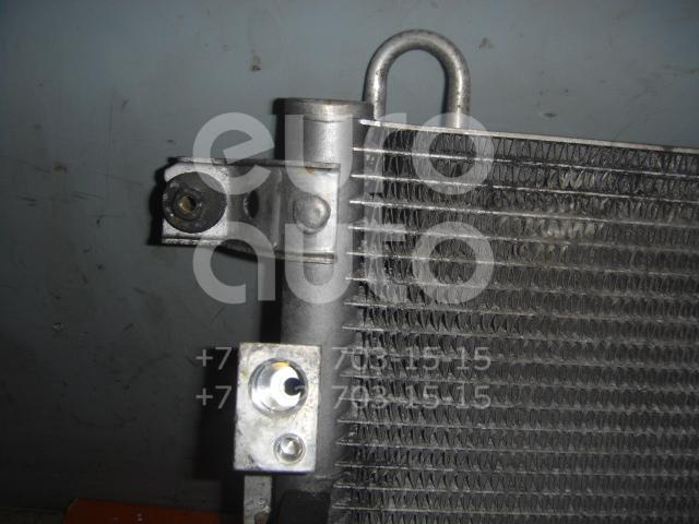 Радиатор кондиционера (конденсер) для Mitsubishi Pajero Pinin (H6,H7) 1999-2005 - Фото №1