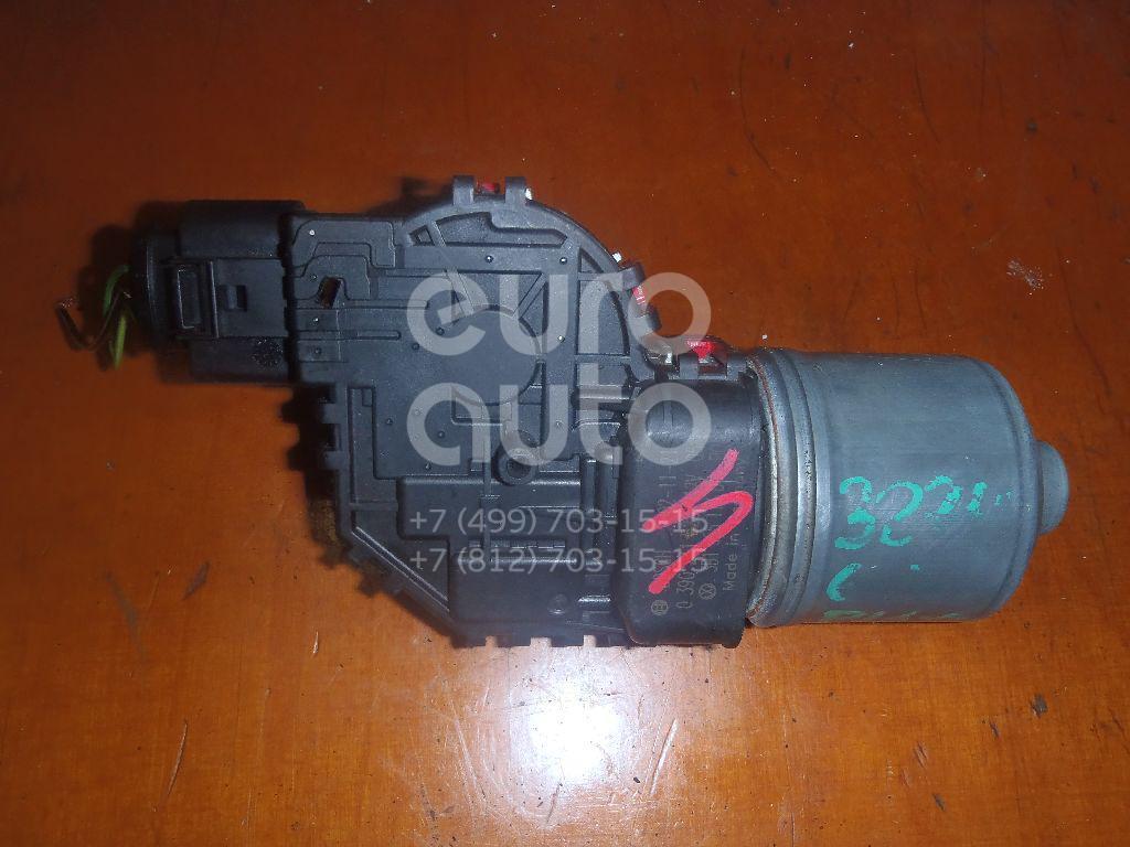 Моторчик стеклоочистителя передний для VW,Audi,Skoda Passat [B5] 2000-2005;A4 [B5] 1994-2000;Superb 2002-2008 - Фото №1