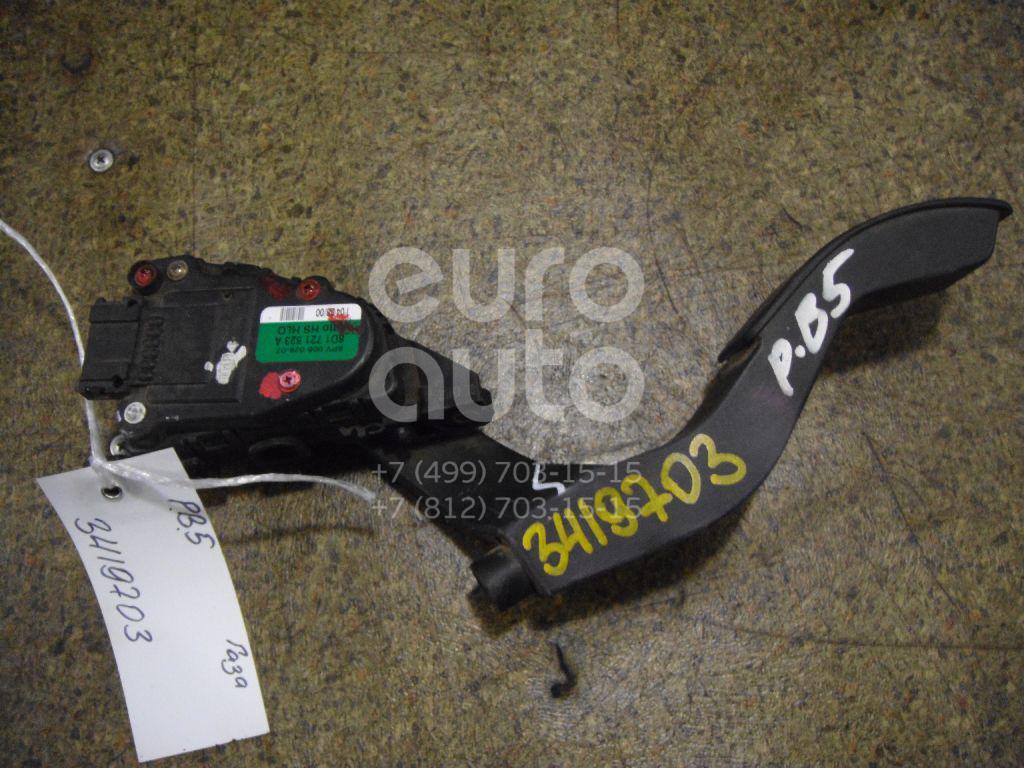 Педаль газа для Skoda Passat [B5] 1996-2000;A4 [B5] 1994-2000;A6 [C5] 1997-2004;Passat [B5] 2000-2005;Superb 2002-2008 - Фото №1