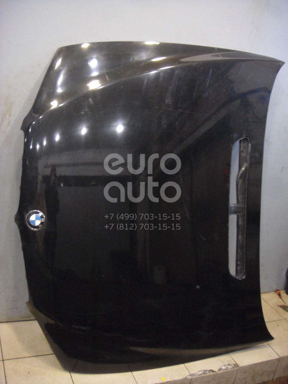 Капот для BMW 7-серия E65/E66 2001-2008 - Фото №1