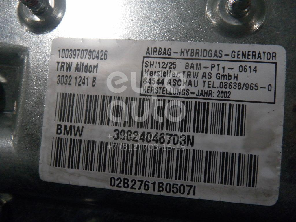 Подушка безопасности в дверь для BMW 7-серия E65/E66 2001-2008 - Фото №1